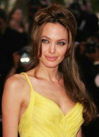 макияж под желтое платье 3