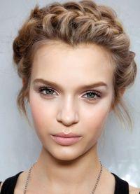 макияж в стиле нюд 1