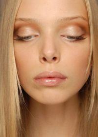 макияж в стиле нюд 5