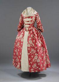 мода 18 века 2