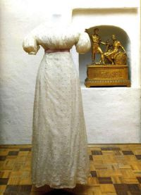 мода 18 века в россии 1
