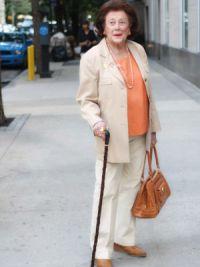 мода для пожилых женщин 6