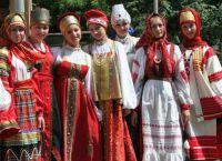 национальная одежда россии 2