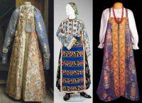 национальная одежда россии 3