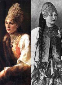 национальная одежда россии 6