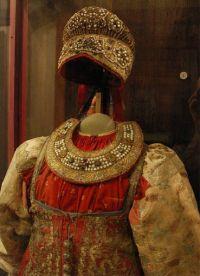 национальная одежда россии 8