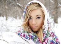образы для зимней фотосессии 6