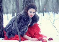 образы для зимней фотосессии 8