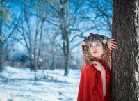 образы для зимней фотосессии 9