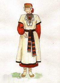 одежда древних славян 1