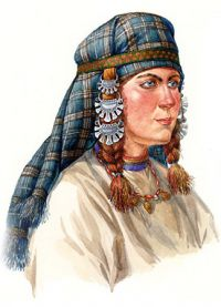 одежда древних славян 11
