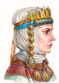 одежда древних славян 12