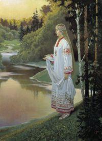 одежда древних славян 7