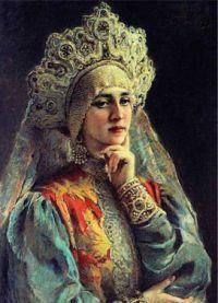 одежда древних славян 9