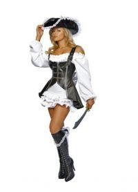 пиратская вечеринка костюмы для девушек 15