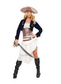 пиратская вечеринка костюмы для девушек 6