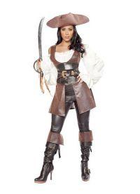 пиратская вечеринка костюмы для девушек 9