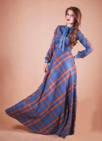 Фасоны платьев для полных женщин маленького роста