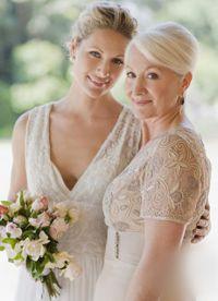 прическа для мамы невесты 1