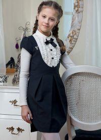 школьные платья для девочек 1