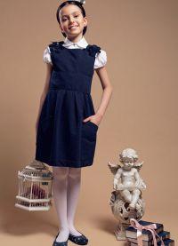 школьные платья для девочек 5