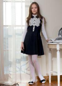 школьные платья для девочек 6