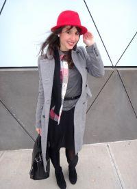 Сочетание серого цвета в одежде 4