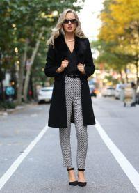 Сочетание серого цвета в одежде 5