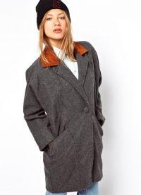 Сочетание серого цвета в одежде 8