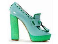виды каблуков 21
