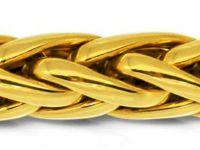 виды плетения золотых цепочек 22