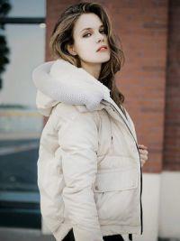 Осенние куртки аляски женские