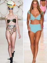 Купальники мода 2015 2