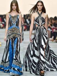 Летние платья и сарафаны 2015 11