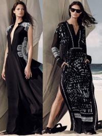 Летние платья и сарафаны 2015 12