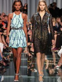 Летние платья и сарафаны 2015 18
