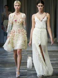 Летние платья и сарафаны 2015 23
