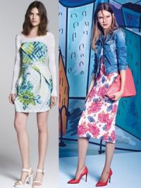 Летние платья и сарафаны 2015 3