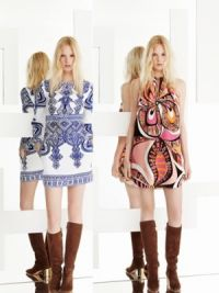 Летние платья и сарафаны 2015 6