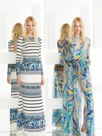 Летние платья и сарафаны 2015 9