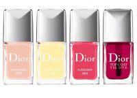 летняя коллекция макияжа диор 2015 9