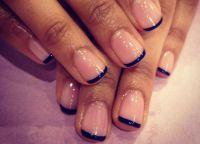 маникюр на короткие ногти 2015 1