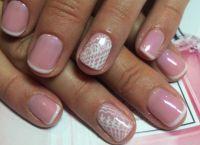 маникюр на короткие ногти 2015 2