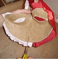 маска из папье маше 17