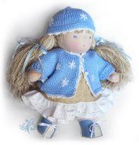 вальдорфская кукла мастер класс 18