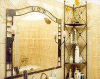 мебель для ванной кованая1