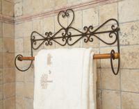 мебель для ванной кованая2
