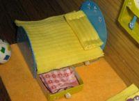 мебель из спичечных коробков 9