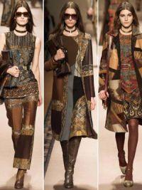 мода осень 2015 5