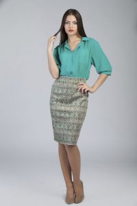 модели юбок для женщин с выступающим животом1